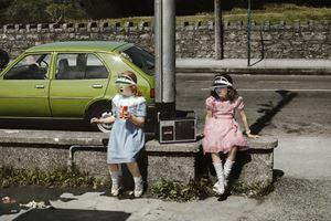 Ireland, Galway by Harry Gruyaert contemporary artwork