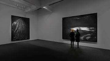 Contemporary art exhibition, Robert Longo, Fugitive Images at Metro Pictures, New York, USA