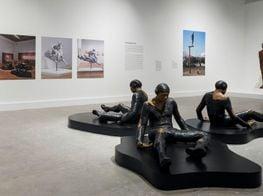 Michael Richards' Prescient Sculpture Speaks to the Present