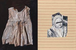 Matching I by Marina Cruz contemporary artwork