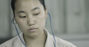 I Am the People_2 by Li Xiaofei contemporary artwork moving image