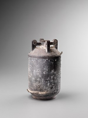 Vessel no.12, from 'One Hundred Vessels' by Matthew Bradley contemporary artwork