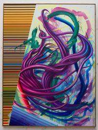 Fancy Parigi by Rodolpho Parigi contemporary artwork painting