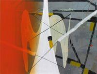 Sluice by Julian Hooper contemporary artwork painting