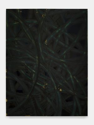 Untitled by Aaron Young contemporary artwork