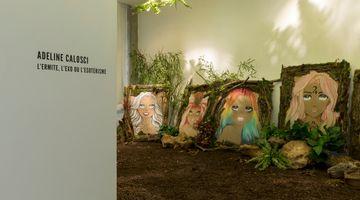 Contemporary art exhibition, Adeline Calosci, L'Ermite, l'exo ou l'ésotérisme at A2Z Art Gallery, Paris