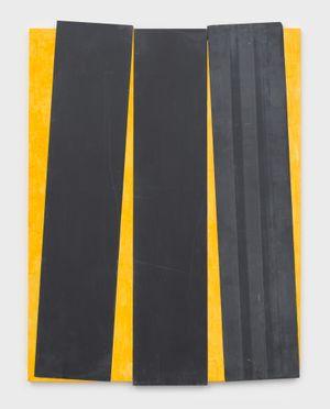 3 Rays by Sam Moyer contemporary artwork