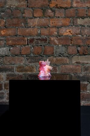 Drowsy Pink by Marco Giordano contemporary artwork sculpture