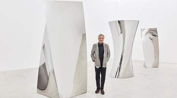 Contemporary art exhibition, Anish Kapoor, Gathering Clouds at Kukje Gallery, Seoul