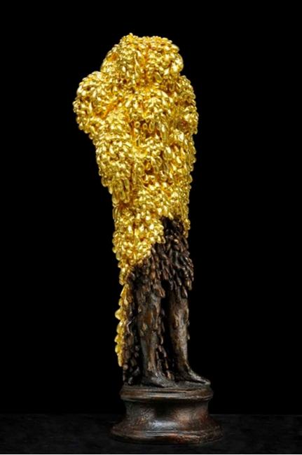 Why does Strange Fruit always looks so Sweet? by Johan Creten contemporary artwork