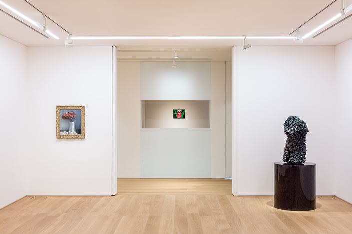 Exhibition view: Group Exhibition, Floating World, Perrotin, Hong Kong (24 November 2020–6 February 2021). Courtesy the artists and Perrotin.Photo: Ringo Cheung.