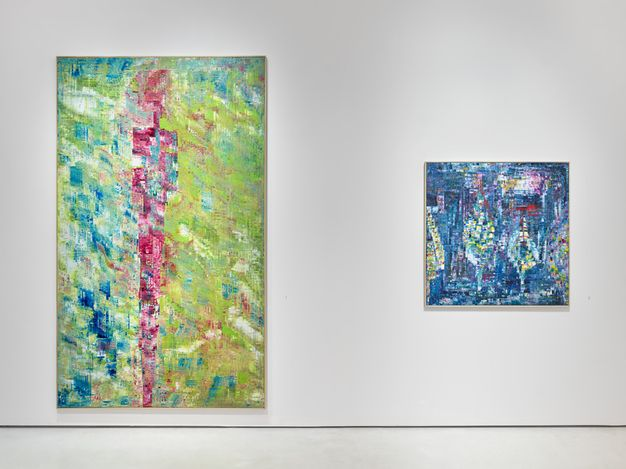 Exhibition view: Sassan Behnam-Bakhtiar,Extremis, SETAREH,Düsseldorf (18 October–23 November 2019). CourtesySETAREH.