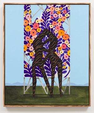 The Interchanging of Golden Glades by Alejandro Cardenas contemporary artwork