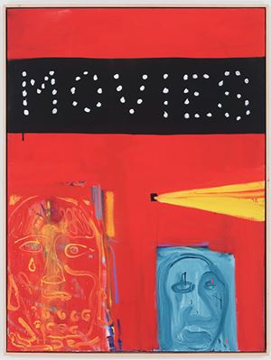 Movies by Spencer Sweeney contemporary artwork