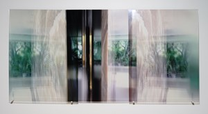 The Brilliant Brief Moment: the glassroom the Villa Tugendhat by Janet Laurence contemporary artwork