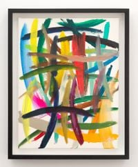 Work No. 1876 by Martin Creed contemporary artwork painting