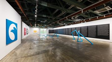 Contemporary art exhibition, Superflex, In our dreams we have a plan at Kukje Gallery, Busan, South Korea