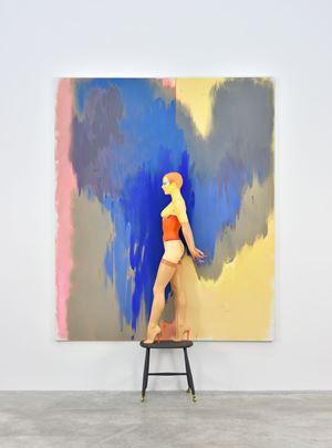 Kind of Blue by Allen Jones contemporary artwork