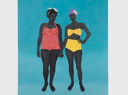 Portraitist Amy Sherald Obliterates Auction Record