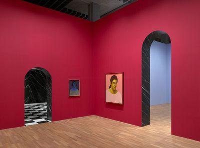 Nicolas Party: Rovine Exhibition at MASI in Lugano