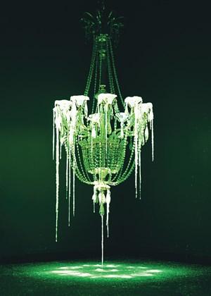 Everything Illuminates No.9 by Jiang Pengyi contemporary artwork