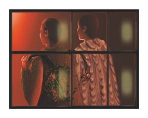 Contre-jour by Louisa Gagliardi contemporary artwork