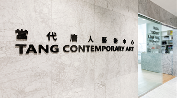 Tang Contemporary Art contemporary art gallery in Hong Kong