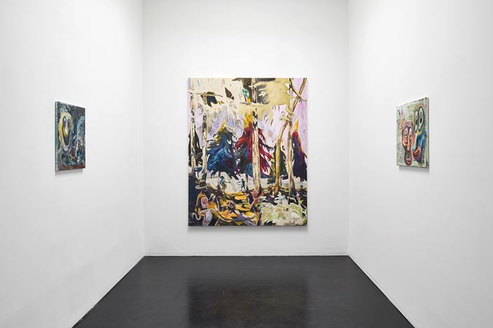 Exhibition view: Pierre Knopp, Feast of Fools, CHOI&LAGER Gallery (6 September–3 November 2019). Courtesy CHOI&LAGER Gallery.