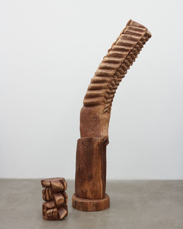 Thaddeus Mosley, Tatum Scales (2020). Courtesy the Artist. Photo: Courtesy the artist and Karma, New York.