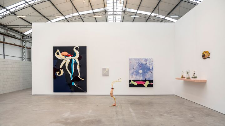 Exhibition view: Yuli Yamagata, Fortes D'Aloia & Gabriel, São Paulo (24 April–29 May 2021). Courtesy Fortes D'Aloia & Gabriel.