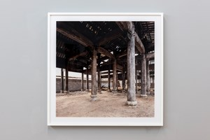 AI WEIWEI Wang Family Ancestral Hall Photograph, 2015. Color print 132 x 129,3 x 6 cm. Courtesy: the artist and GALLERIA CONTINUA, San Gimignano / Beijing / Les Moulins. Photo by: Oak Taylor-Smith