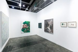 AYE Gallery, Aye Gallery, Art Basel in Hong Kong (29–31 March 2018). Courtesy Ocula. Photo: Charles Roussel.