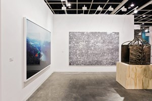 Blum & Poe, Art Basel in Hong Kong (29–31 March 2018). Photo: Charles Roussel.