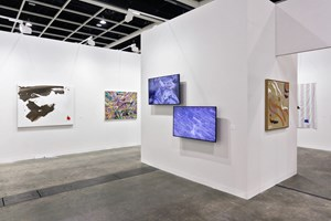 Boers-Li Gallery, Art Basel in Hong Kong (29–31 March 2018). Courtesy Ocula. Photo: Charles Roussel.
