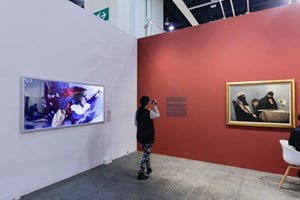 Eslite Gallery, Art Basel in Hong Kong (29–31 March 2018). Courtesy Ocula. Photo: Charles Roussel.
