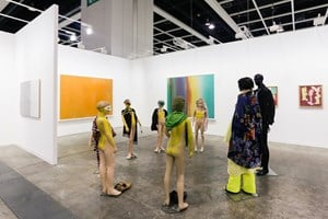 Galerie Buchholz, Art Basel in Hong Kong (29–31 March 2018). Courtesy Ocula. Photo: Charles Roussel.