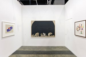 Galerie Lelong & Co., Art Basel in Hong Kong (29–31 March 2018). Courtesy Ocula. Photo: Charles Roussel.