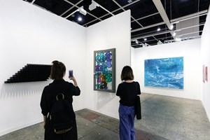 Galerie Urs Meile, Art Basel in Hong Kong (29–31 March 2018). Courtesy Ocula. Photo: Charles Roussel.