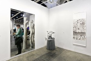 Galleria Continua, Art Basel in Hong Kong (29–31 March 2018). Courtesy Ocula. Photo: Charles Roussel.