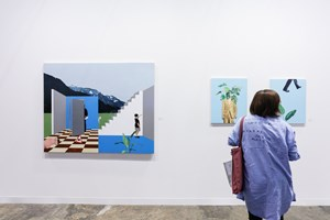 Gallery Em, Art Basel in Hong Kong (29–31 March 2018). Courtesy Ocula. Photo: Charles Roussel.