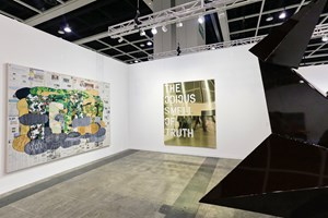 Gavin Brown's enterprise, Art Basel in Hong Kong (29–31 March 2018). Courtesy Ocula. Photo: Charles Roussel.