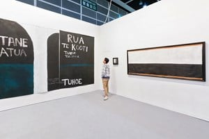 Gow Langsford Gallery, Art Basel in Hong Kong (29–31 March 2018). Courtesy Ocula. Photo: Charles Roussel.