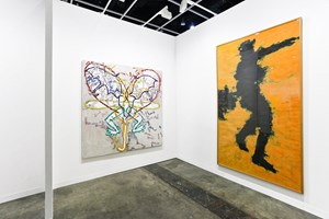 Hanart TZ Gallery, Art Basel in Hong Kong (29–31 March 2018). Courtesy Ocula. Photo: Charles Roussel.