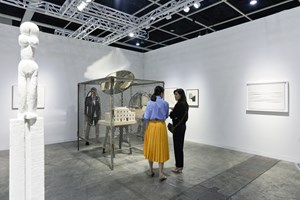 Hauser & Wirth, Art Basel in Hong Kong (29–31 March 2018). Courtesy Ocula. Photo: Charles Roussel.
