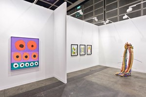 Herald St, Art Basel in Hong Kong (29–31 March 2018). Courtesy Ocula. Photo: Charles Roussel.