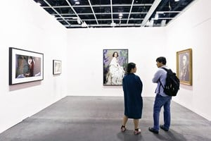 Metro Pictures, Art Basel in Hong Kong (29–31 March 2018). Courtesy Ocula. Photo: Charles Roussel.
