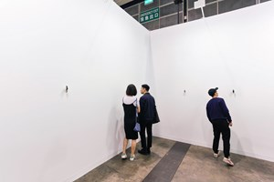 Michael Lett, Art Basel in Hong Kong (29–31 March 2018). Courtesy Ocula. Photo: Charles Roussel.