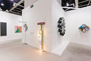 PKM Gallery, Art Basel in Hong Kong (29–31 March 2018). Courtesy Ocula. Photo: Charles Roussel.
