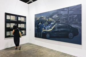 P·P·O·W Gallery, Art Basel in Hong Kong (29–31 March 2018). Courtesy Ocula. Photo: Charles Roussel.