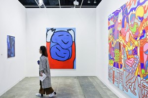 Peres Projects, Art Basel in Hong Kong (29–31 March 2018). Courtesy Ocula. Photo: Charles Roussel.